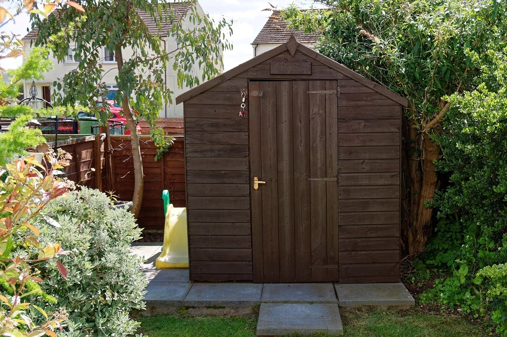 Guide to Building & Maintaining a Sustainable Shed
