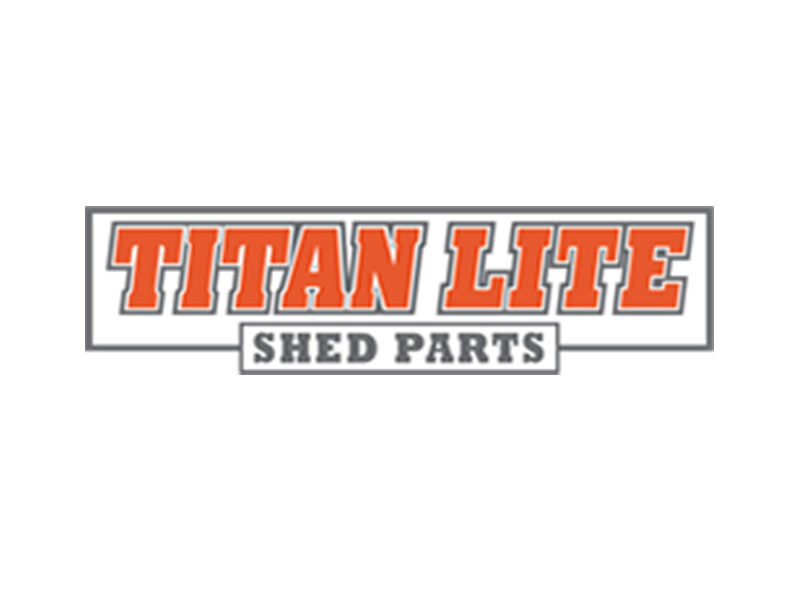 Shed parts from Titan Garages and Sheds