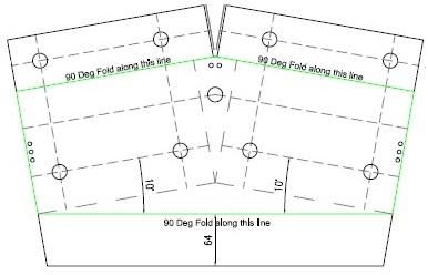 Apex Plates, Knee/Haunch Plates, Bracing Plates